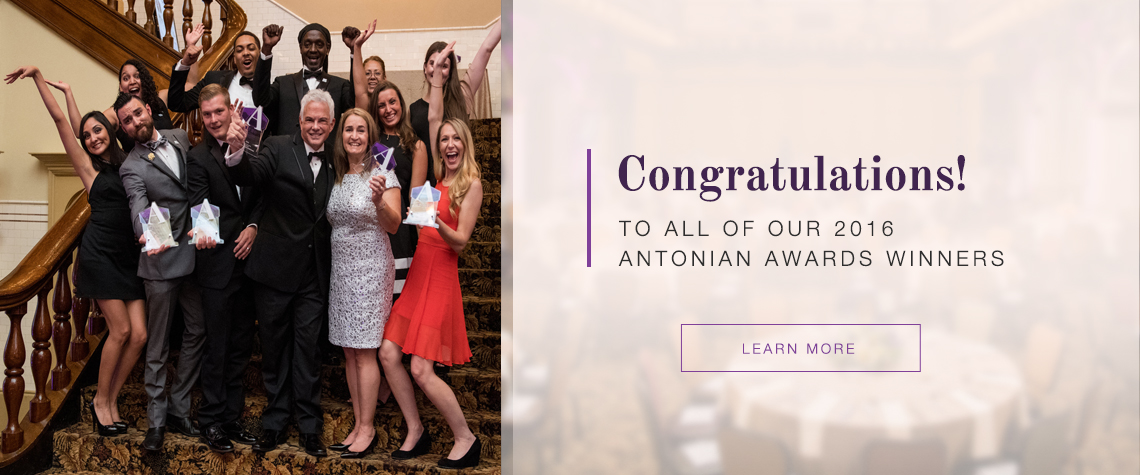 antonian_awards_winners